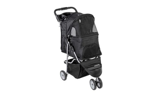 VIVO Three Wheel Pet Stroller,