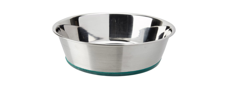 Van Ness Stainless Steel Large Dish for Dogs