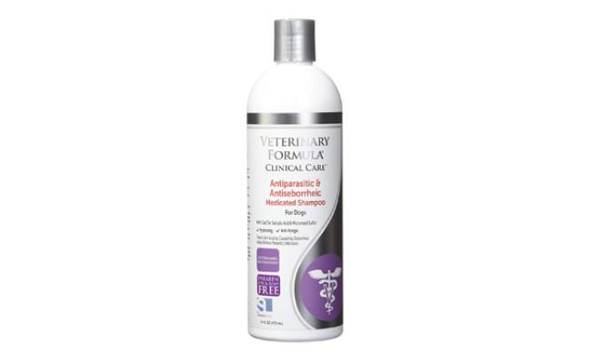 Veterinary Formula Clinical Care Medicated Dog Shampoo