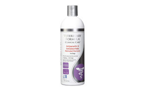 Veterinary Formula Medicated Shampoo for Dogs
