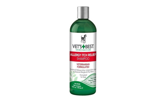 Vet's Best Allergy Itch Relief Puppy Shampoo