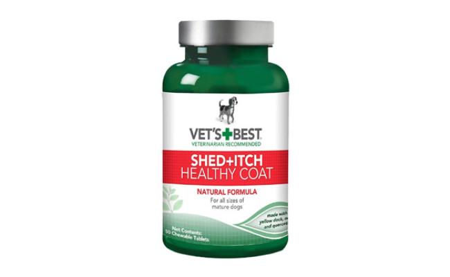 Vet's Best Healthy Coat Dog Supplements