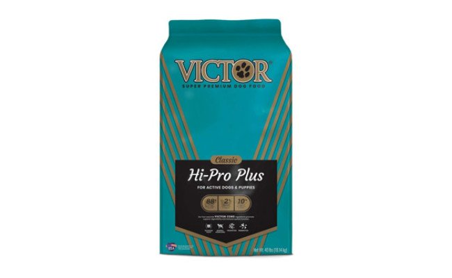Victor Super Premium Pet Food For Hunting Dogs