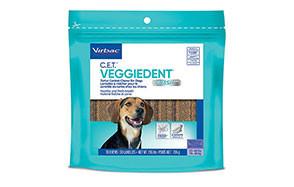 Virbac C.E.T. VeggieDent Chews