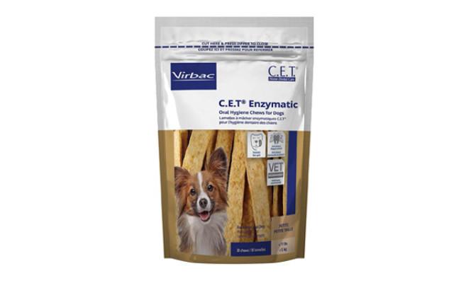Virbac Enzymatic Dental Chews for Dogs