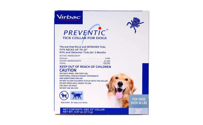 Virbac Preventic Collar