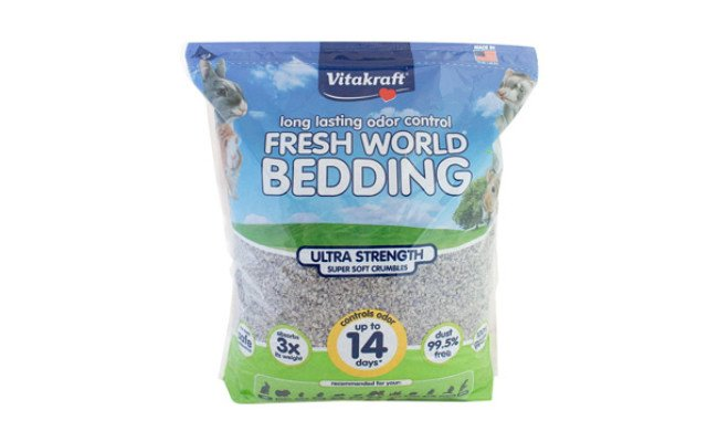Vitakraft Fresh World Bedding for Guinea Pigs