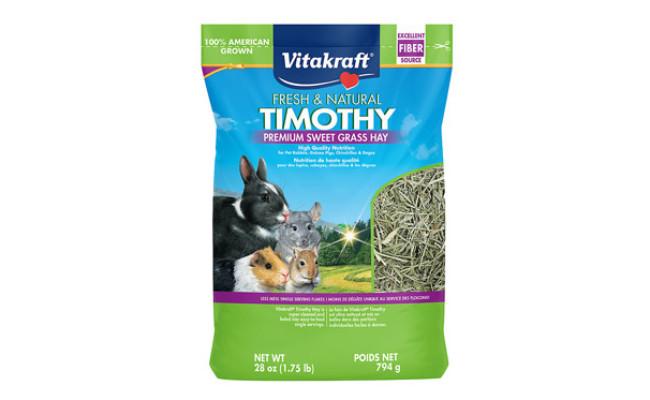 Vitakraft® Timothy Premium Sweet Grass Hay