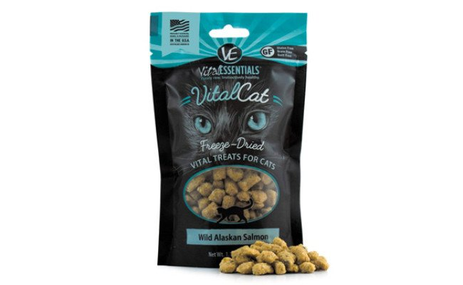 Vital Essentials Freeze-Dried Vital Cat Treats