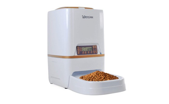 WESTLINK 6L Automatic Pet Feeder