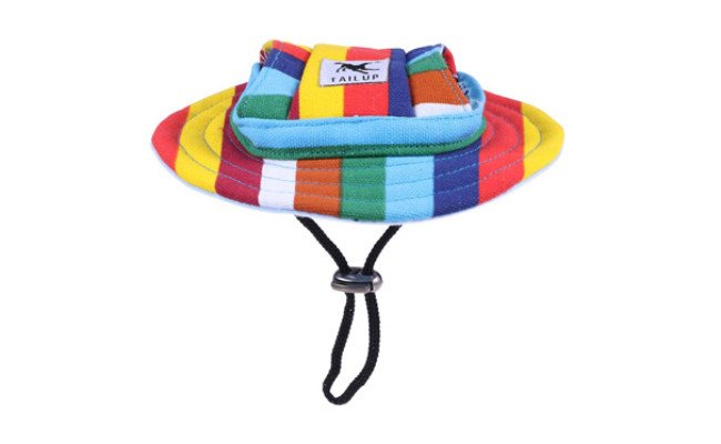 WINOMO Round Brim Dog Hat