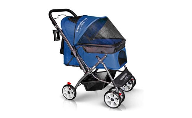 WONDERFOLD P1 Folding Pet Stroller