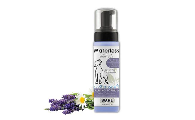 Wahl Pet Friendly Lavender Waterless Shampoo