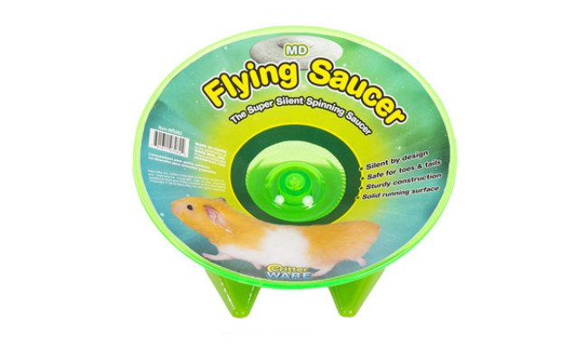 Ware Manufacturing Flying Saucer Exercise Wheel