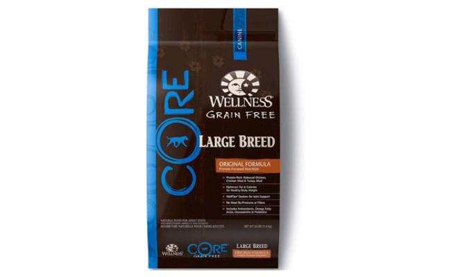 Wellness CORE Grain Free Original Formula Natural Dry Dog Food