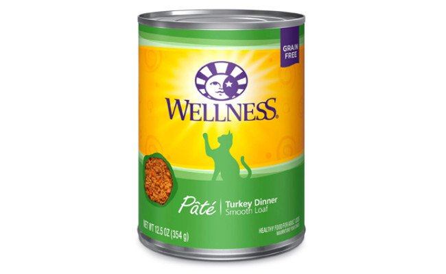 Wellness Complete Grain Free Wet Canned Cat Food