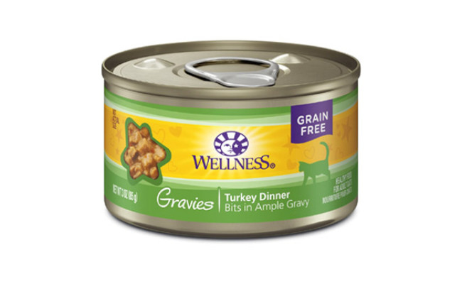 Wellness Complete Health Gravies Canned Wet Cat Food