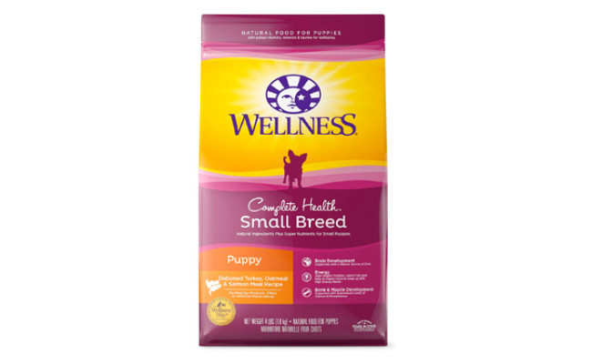 Wellness Complete Health Natural Dog Food for Pugs