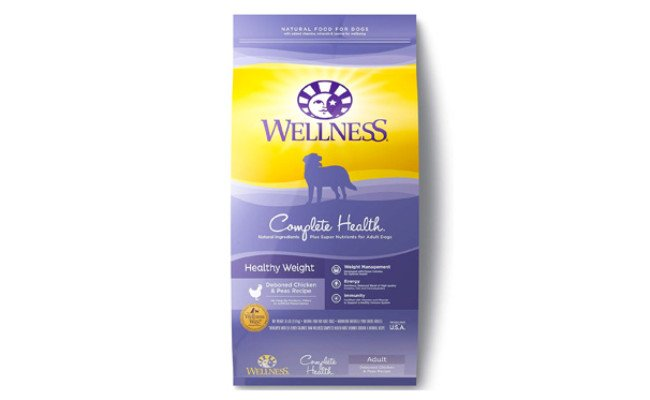 Wellness Complete Health Weight Dog Food