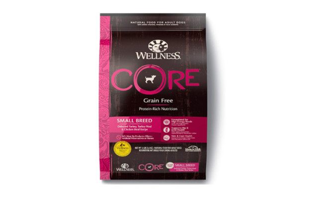 Wellness Core Dry Dog Food Small Breed