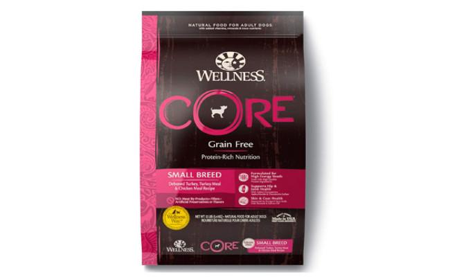 Wellness Core Natural Grain Free Dog Food for Maltese