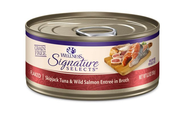 Wellness Core Signature Selects Wet Cat Food