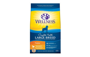 Wellness Natural Pet Food Large Breed Puppy Food