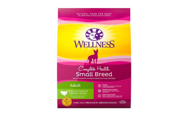 Wellness Natural Pet Food Turkey & Oatmeal Dog Food