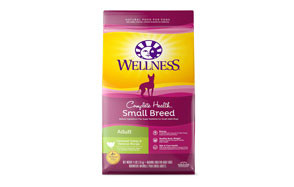 Wellness Natural Pet Food for Small Breeds