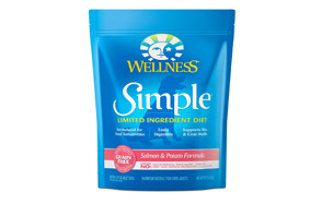 Wellness Simple Natural Grain Free Dog Food