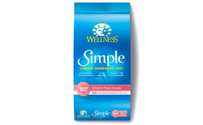 Wellness Simple Natural Grain Free Dog Food