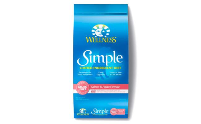 Wellness Simple Natural Grain Free Dry Dog Food