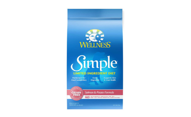 Wellness Simple Natural Ingredient Dry Dog Food