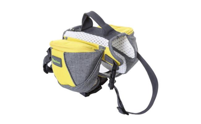 Wellver Dog Backpack Saddle Bag