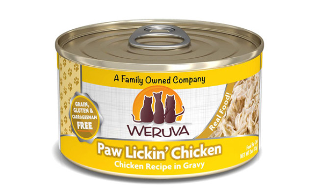 Weruva Canned Wet Cat Food
