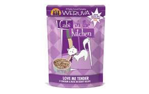 Weruva Natural Wet Cat Food