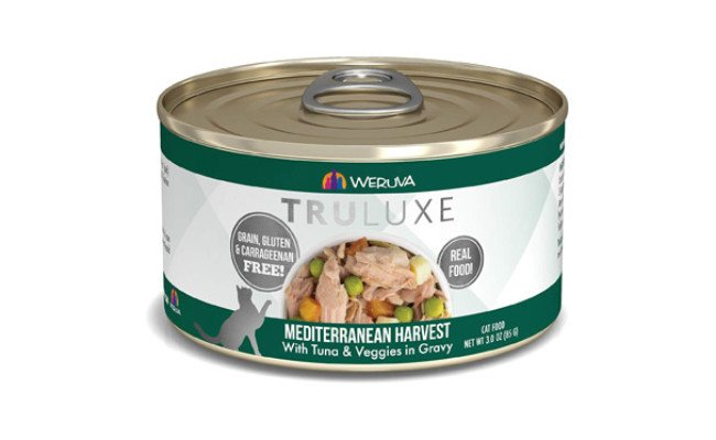 Weruva TruLuxe Canned Wet Cat Food