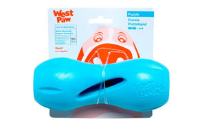 West Paw Interactive Treat Dispensing Dog Toy