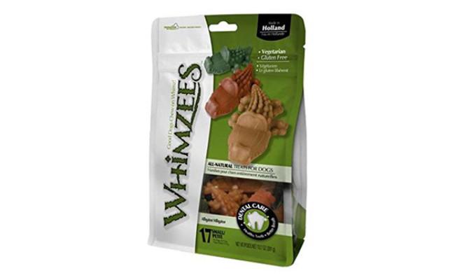 Whimzees Natural Grain Free Vegan Dog Treats