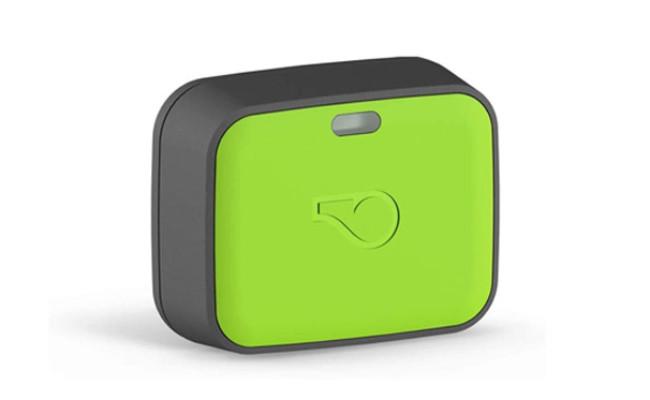 Whistle Go Explore - pet GPS tracker, green version
