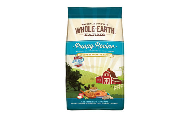 Whole Earth Farms Dog Food With Grains