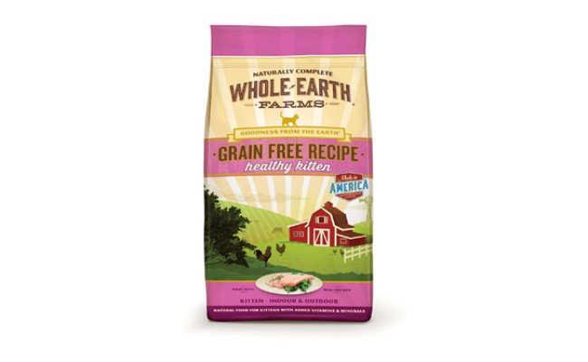 Whole Earth Farms Dry Cat Food
