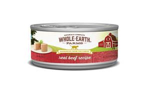 Whole Earth Farms Grain Free Canned Cat Food