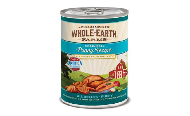 Whole Earth Farms Grain Free Canned Dog Food