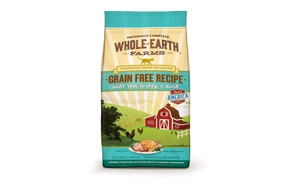 Whole Earth Farms Grain Free Recipe Dry Cat Food