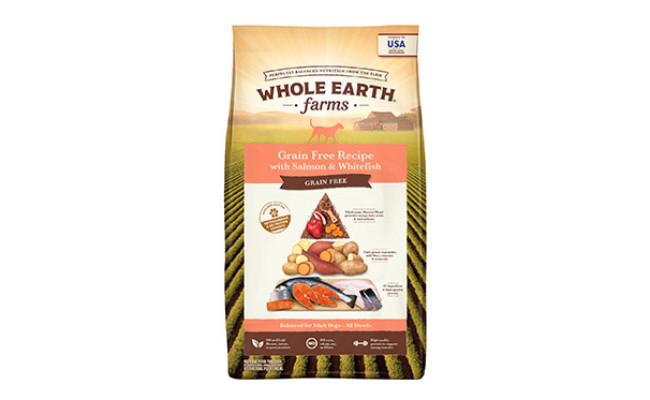 Whole Earth Farms Grain-Free Salmon & Whitefish