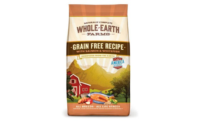 Whole Earth Farms Natural Dog Food for Hypothyroidism