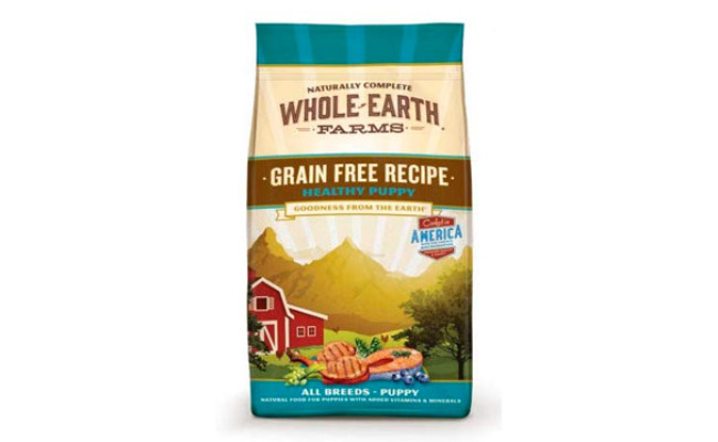 Whole Earth Farms Puppy Recipe Dry Puppy Food