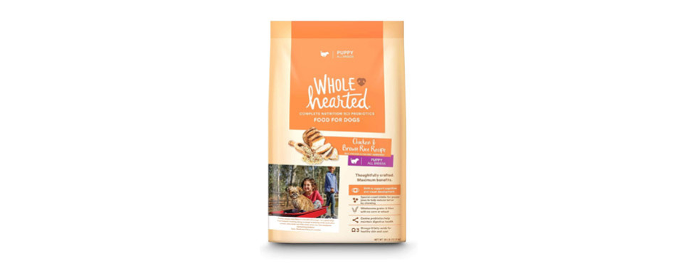 WholeHearted All Breed Puppy Food