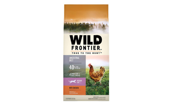 Wild Frontier Vital Prey High Protein Cat Food